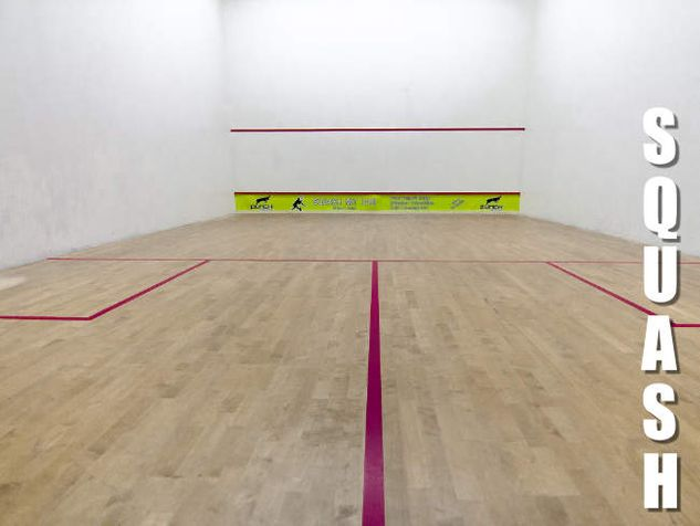 Punch Fitness | Essen | Squash