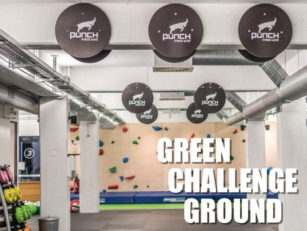 Punch Fitness | Essen | Green Challenge Ground