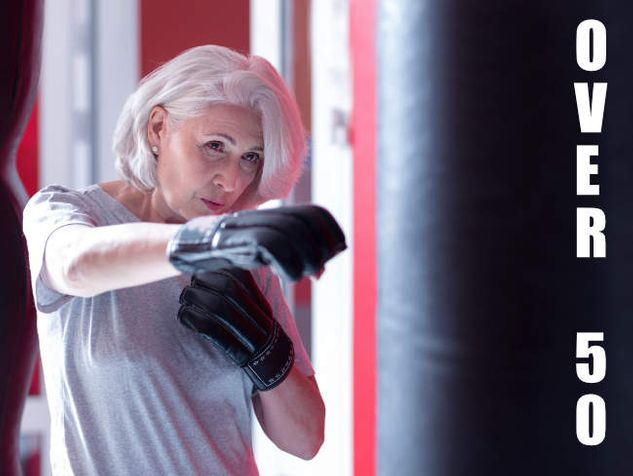 Punch Fitness | Essen | Over 50